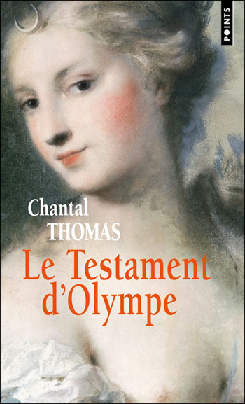 Le-testament-d-Olympe-chantal-thomas