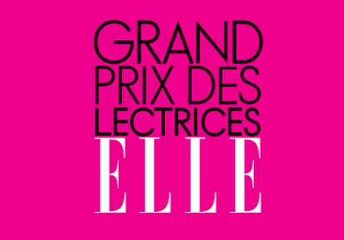 Jurée du grand prix des lectrices ELLE 2014