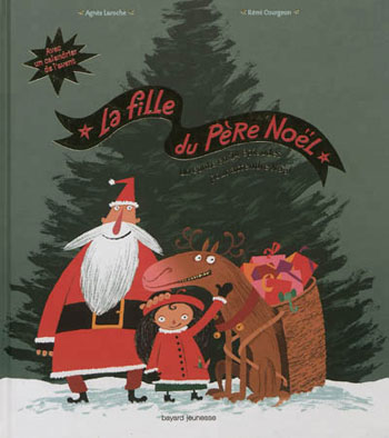 la-fille-du-pere-Noel-agnes-laroche