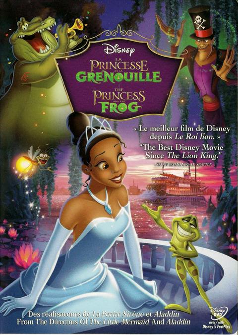 La princesse et la grenouille des livres des livres - La princesse et la grnouille ...