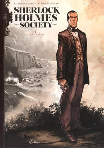 sherlock-holmes-society-tome 1-l-affaire-keelodge-sylvain-cordurie