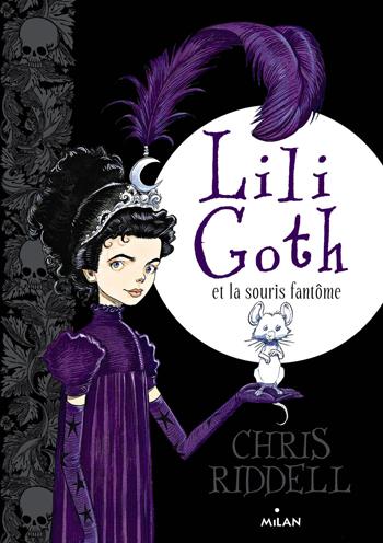 lili-goth-et-la-souris-fantome-chris-riddell